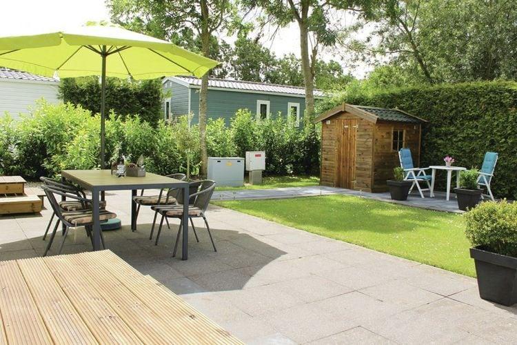 Vakantiewoning Nederland, Friesland, Tzummarum Chalet NL-8851-28