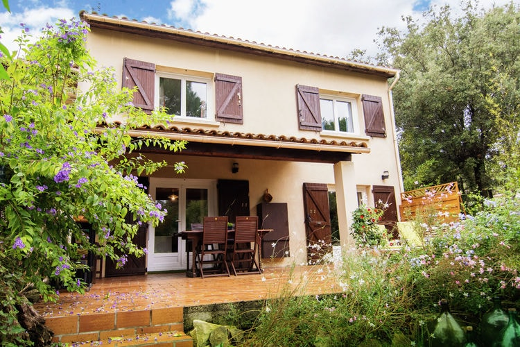 Villa  met wifi  Languedoc-RoussillonMaison de vacances - AUBAIS