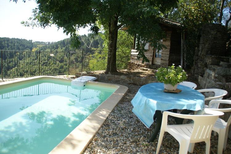 vakantiehuis Frankrijk, Ardeche, Chassiers vakantiehuis FR-07110-32
