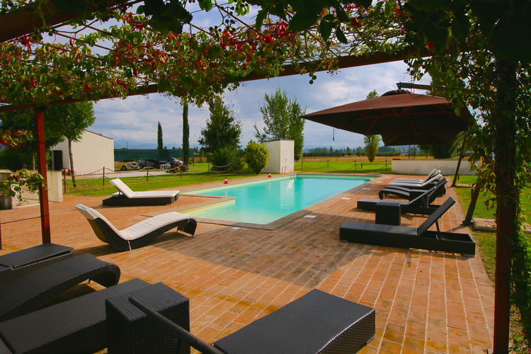 vakantiehuis Italië, Umbrie, Foligno - Loc. Tenne vakantiehuis IT-06034-12