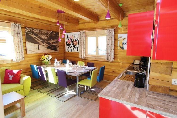 Vakantiehuizen Oostenrijk | Salzburg | Chalet te huur in Kaprun   met wifi 18 personen
