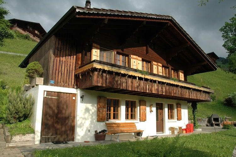 Vakantiehuizen Zwitserland | Bern | Chalet te huur in Horboden    4 personen