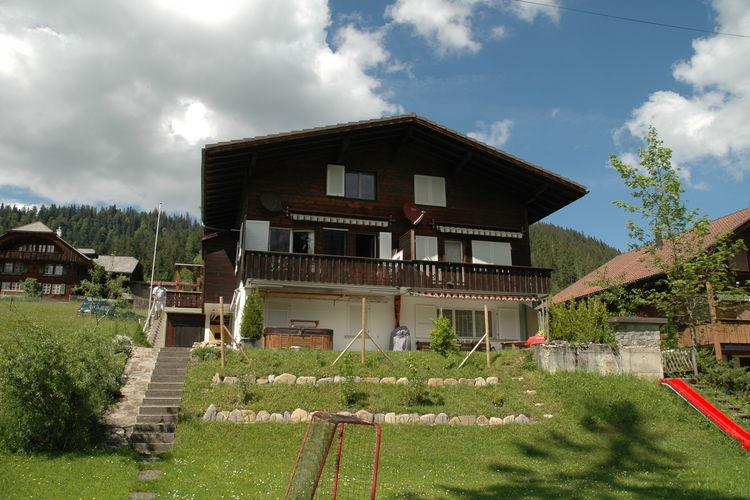 Zwitserland | Bern | Chalet te huur in Eriz    5 personen