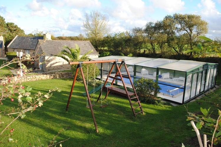 Vakantiehuizen Bretagne te huur Plouguin- FR-29830-16 met zwembad  met wifi te huur