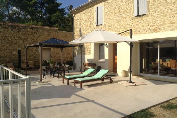 Villa Frankrijk, Languedoc-roussillon, Aubais Villa FR-30250-16
