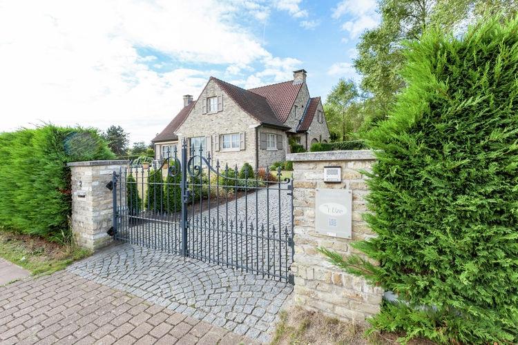Vakantiehuizen Belgie | West-Vlaanderen | Villa te huur in De-Panne   met wifi 12 personen