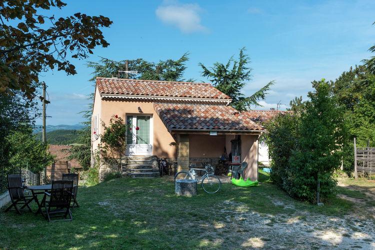 Vakantiehuis  met wifi  ArdecheGite - SAINT-ROMAIN-DE-LERPS