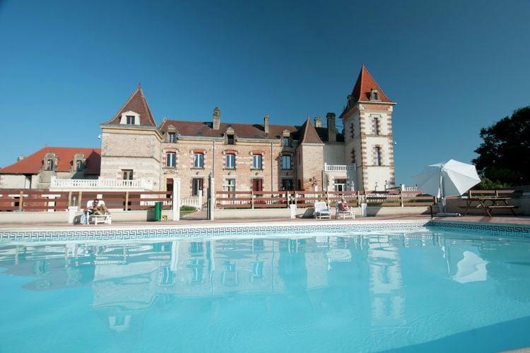 Kasteel Frankrijk, Midi-Pyrenees, Espalais Kasteel FR-82400-12
