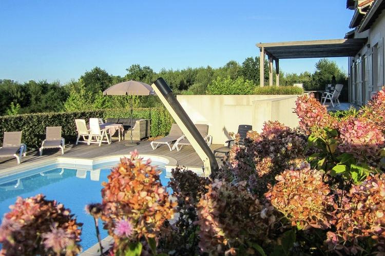 Villa Frankrijk, Dordogne, Ecuras - Rouzède Villa FR-16220-13