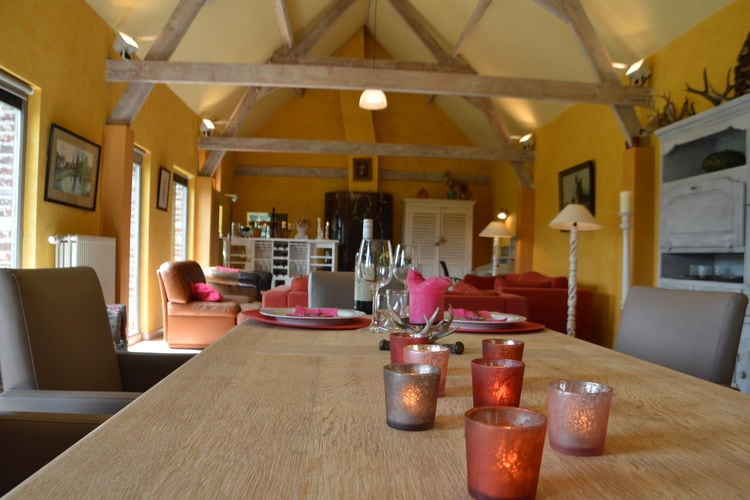 vakantiehuis België, West Vlaanderen, Oostkamp vakantiehuis BE-8020-11