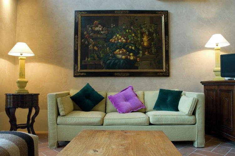 Residence Bozzone  La Residenza Arancio - Apartment - Braccagni