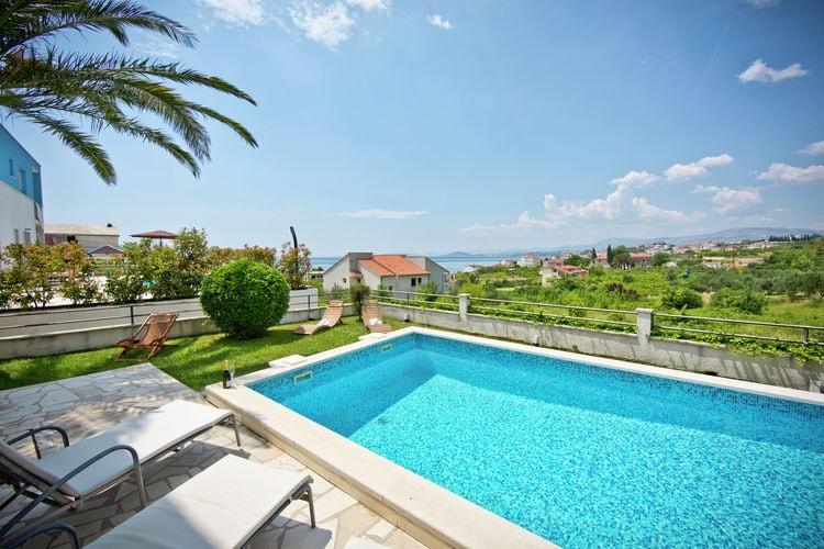 vakantiehuis Kroatië, Dalmatie, Podstrana vakantiehuis HR-21312-07