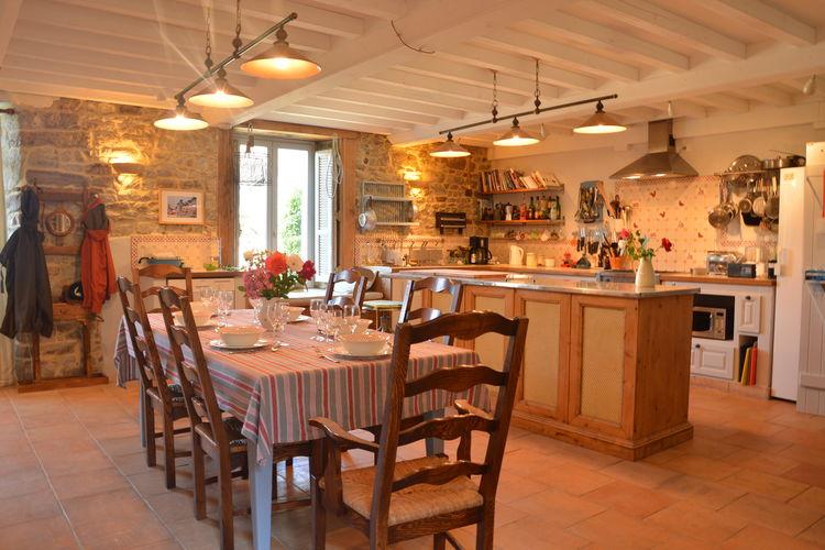 vakantiehuis Frankrijk, Normandie, Regneville-Sur-Mer vakantiehuis FR-50590-14