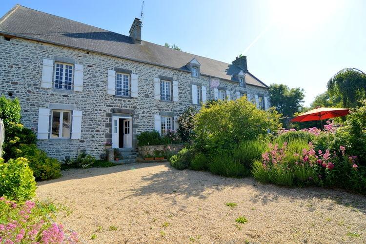 Frankrijk | Normandie | Vakantiehuis te huur in Regneville-Sur-Mer   met wifi 12 personen