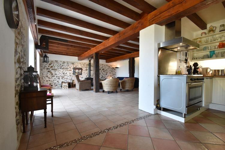 vakantiehuis Frankrijk, Bourgogne, Rémilly vakantiehuis FR-58250-14