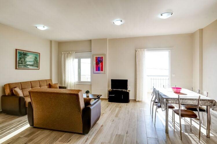 Appartementen Griekenland | Kreta | Appartement te huur in Voukolies   met wifi 3 personen