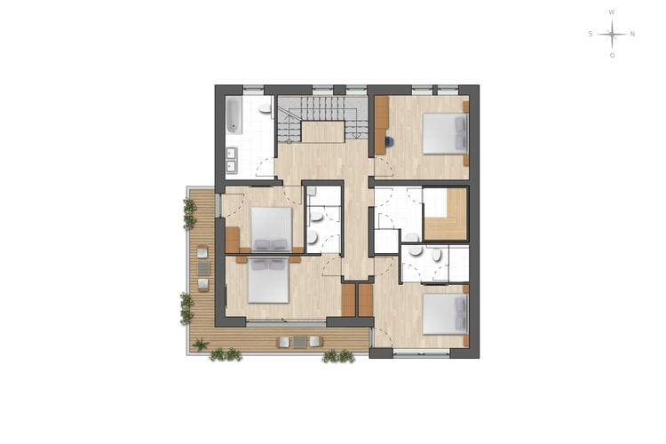 Ref: AT-5753-49 5 Bedrooms Price