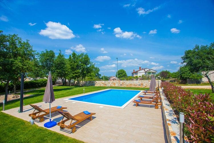 Vakantiewoning Kroatië, Istrie, Sveti Lovrec Appartement HR-52448-30