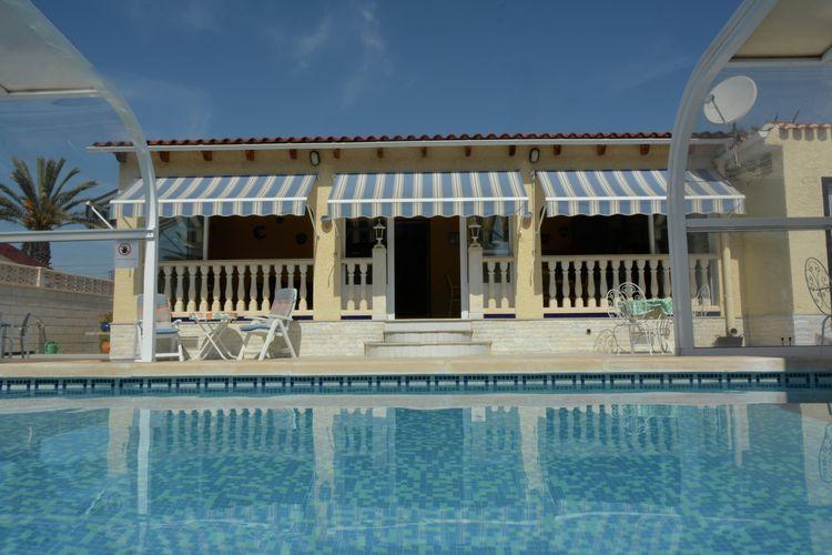 Villa Spanje, Costa Blanca, Torrevieja Villa ES-03183-03