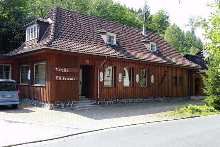 Duitsland | Berlijn | Appartement te huur in Wildemann   met wifi 5 personen