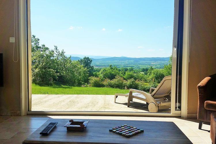 Villa Frankrijk, Languedoc-roussillon, Barjac Villa FR-30430-18