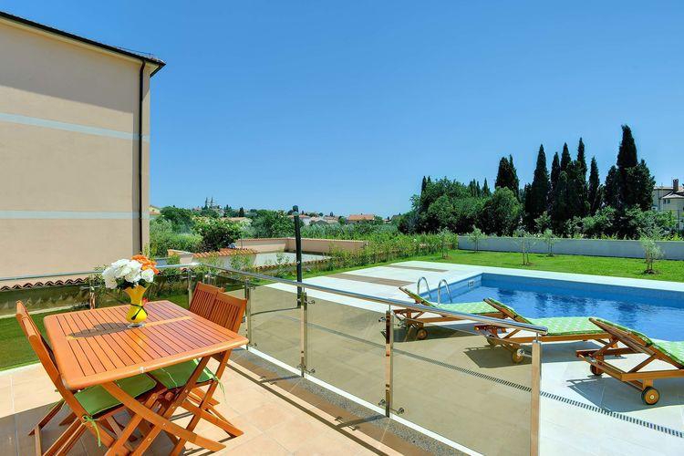 Villa Kroatië, Istrie, Medulin Villa HR-52203-84
