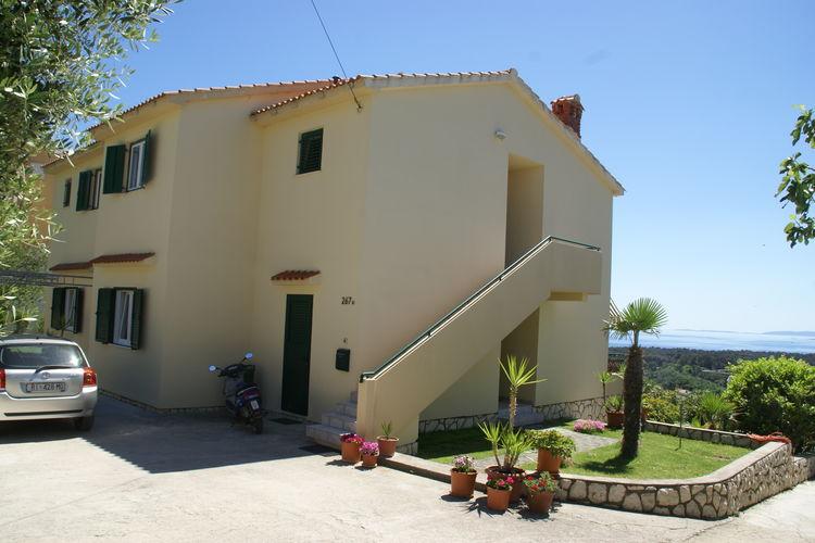 Appartement Kroatië, eld, Palit (rab) Appartement HR-51280-11