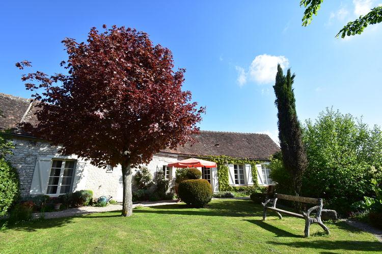 vakantiehuis Frankrijk, Region Centre, Yevre-Le-Chatel vakantiehuis FR-45300-01