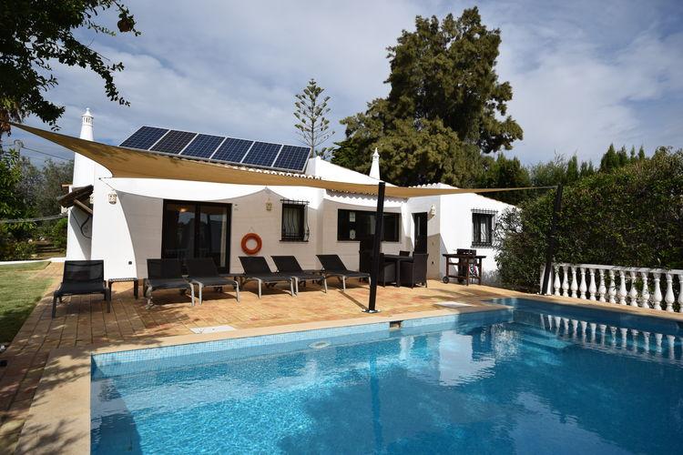 Portugal | Algarve | Villa te huur in Carvoeiro met zwembad  met wifi 6 personen