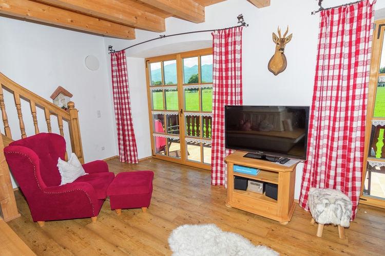 Appartement Duitsland, Beieren, Ubersee Appartement DE-83236-05