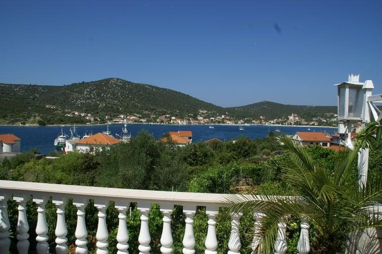 Appartement Kroatië, Dalmatie, Vinisce Appartement HR-21226-02