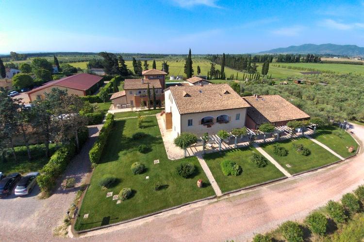 vakantiehuis Italië, Toscana, Braccagni vakantiehuis IT-58100-29