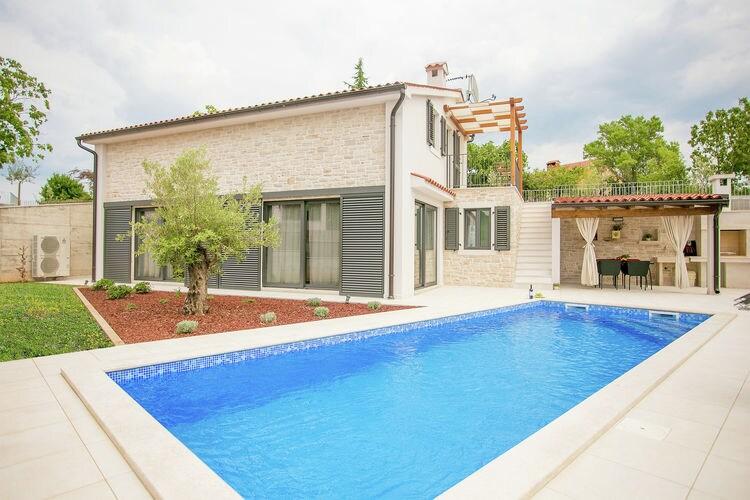 Villa Kroatië, Istrie, Jakovici Villa HR-52444-26