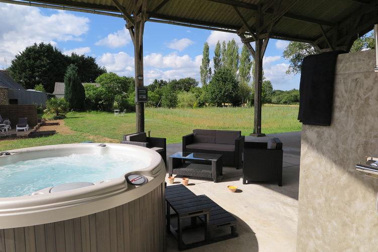 Vakantiehuizen Bretagne te huur La-Chapelle-Neuve- FR-22160-03   met wifi te huur