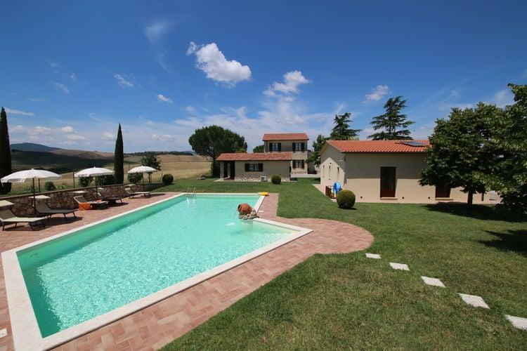 Vakantiewoning Italië, Toscana, Castiglione D'orcia Boerderij IT-53023-17