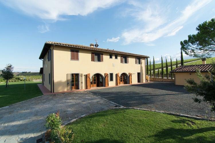 Villa Italië, Toscana, Terricciola Villa IT-56030-40