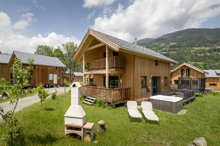 Chalet Oostenrijk, Steiermark, Kreischberg Murau Chalet AT-8861-65