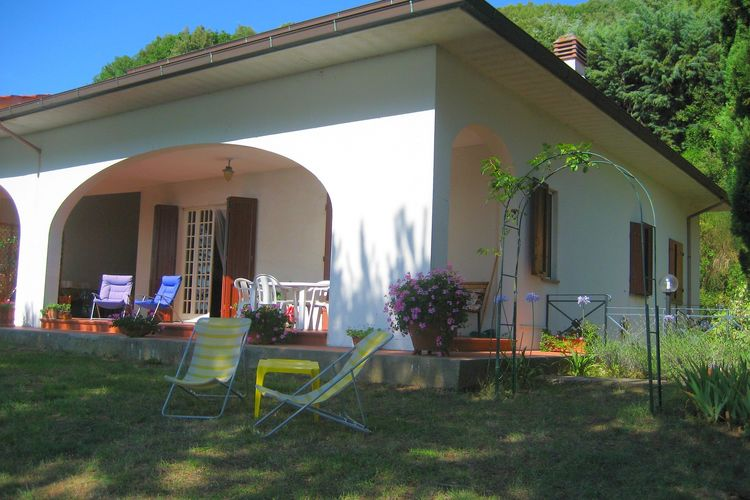 Castellina-Marittima Vakantiewoningen te huur Villetta Manuela