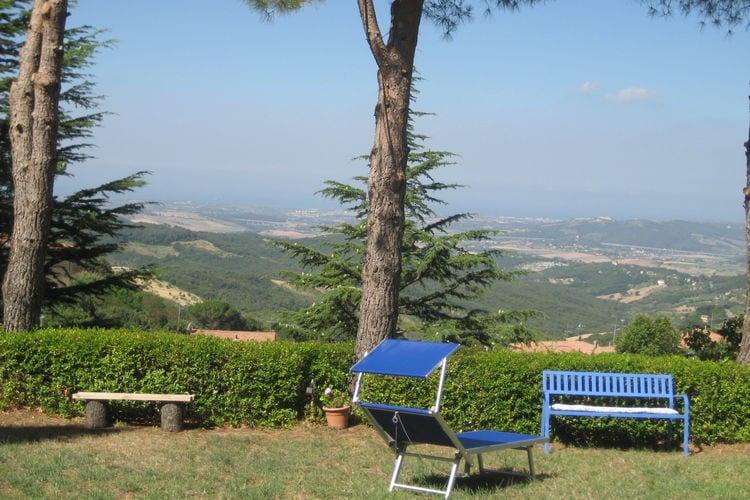 Villa Italië, Toscana, Castellina Marittima Villa IT-56040-85