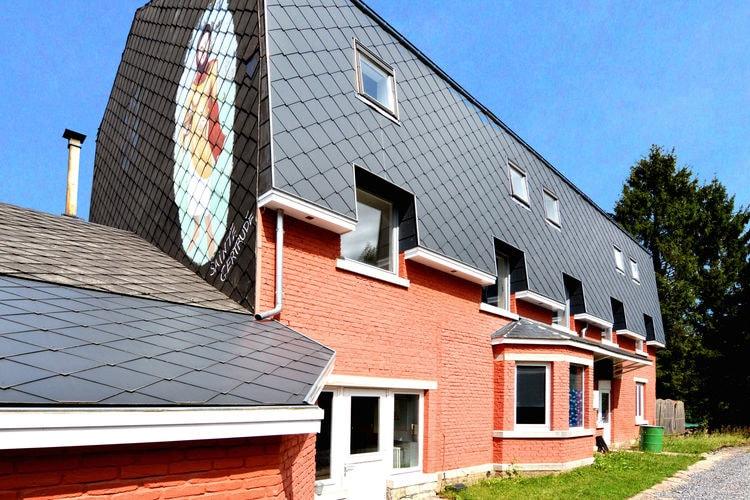 vakantiehuis België, Luxemburg, Viller ste Gertrude vakantiehuis BE-6941-97