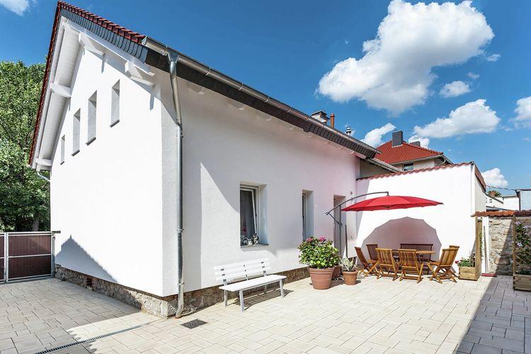 Vakantiehuis  met wifi  Thale  Bodeblick