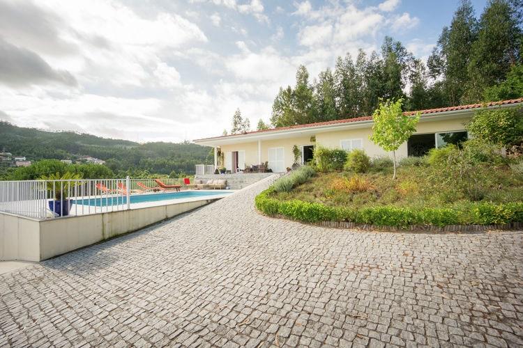 Villa met zwembad met wifi  Abragão-Penafiel  Mira