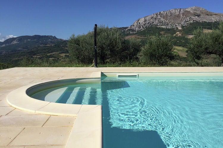 Villa Italië, Abruzzo, Pietranico Villa IT-65020-03