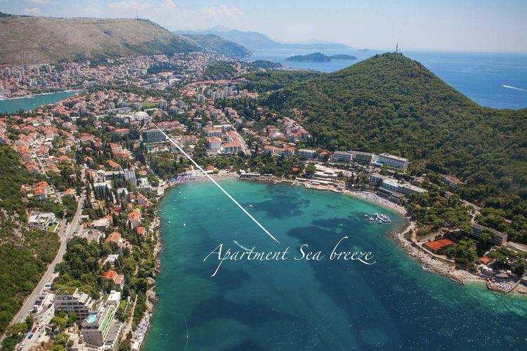 Appartement Kroatië, Dalmatie, Dubrovnik Appartement HR-20000-53