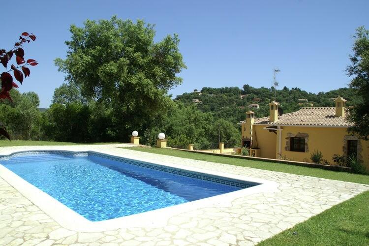 Villa huren in Calonge - met zwembad  met wifi met zwembad voor 8 personen  Vergenoegd, dat zal je zeker zijn ..