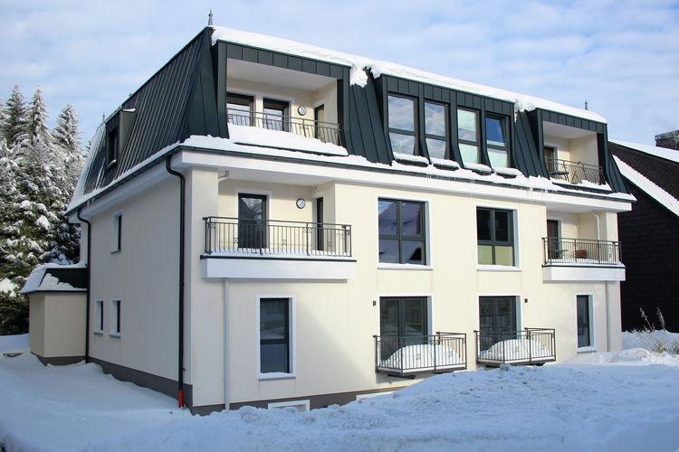 Vakantiehuizen Duitsland | Sauerland | Appartement te huur in Winterberg   met wifi 4 personen