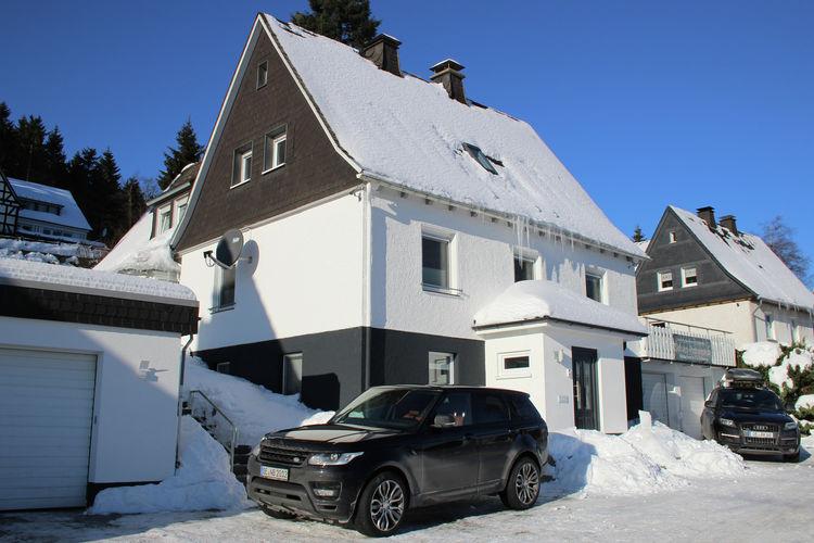 Vakantiehuizen Duitsland | Sauerland | Vakantiehuis te huur in Winterberg   met wifi 8 personen