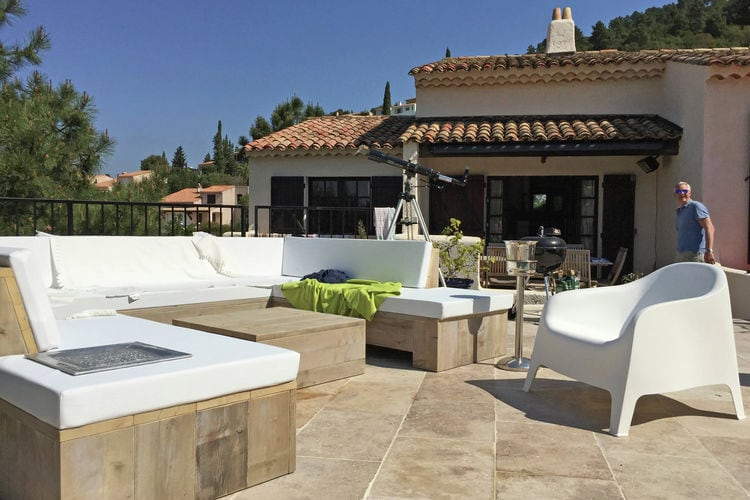 Villa Frankrijk, Provence-alpes cote d azur, Les Issambres Villa FR-83380-46