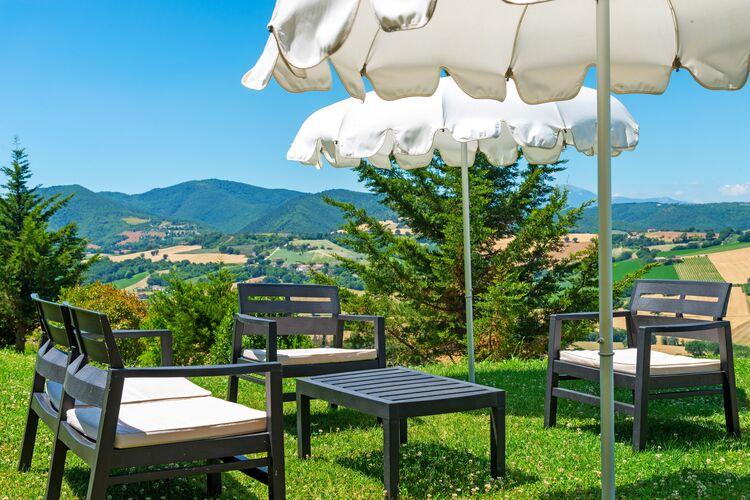 Villa Italië, Marche, Arcevia Villa IT-60011-13