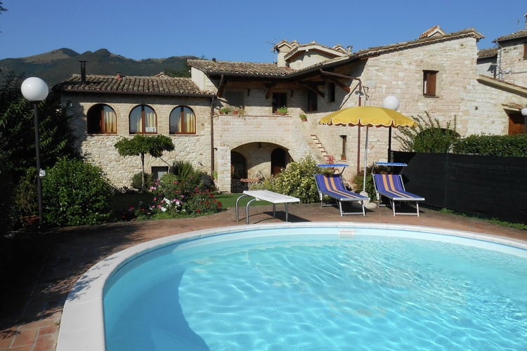 Holiday house Lupo (1698182), Cagli, Pesaro and Urbino, Marche, Italy, picture 1
